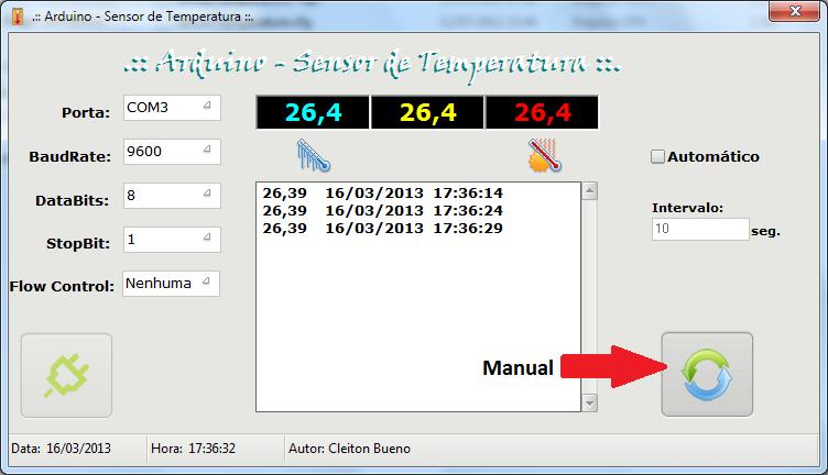 SerialMonitorArduinoTempManual