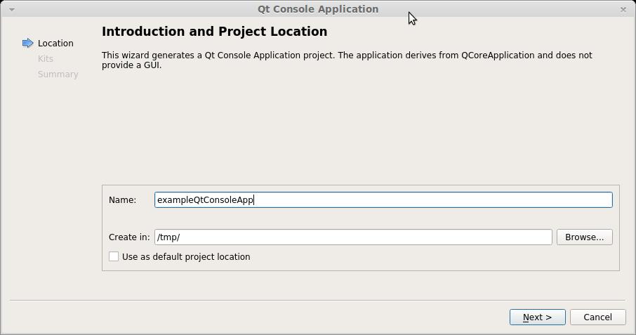 Qt5 - Qt Console e Qt Widgets - Cleiton Bueno